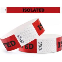 """Identifikationsarmband """"ISOLATED"""""""