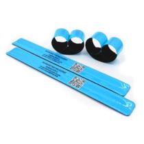 Schnapparmband mit Druck (30 mm X 230 mm)