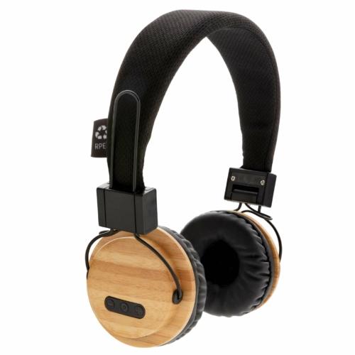 Bambus Bluetooth-Kopfhörer