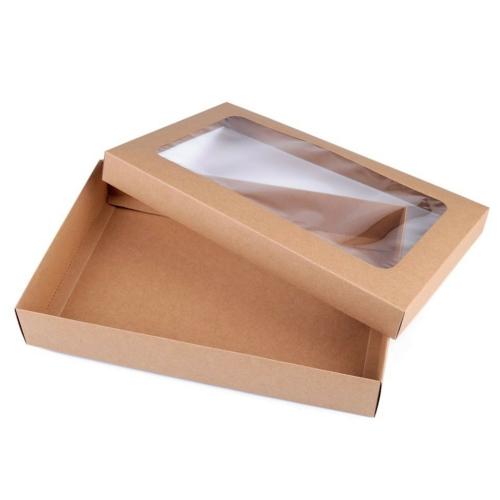 Geschenkbox mit Fenster